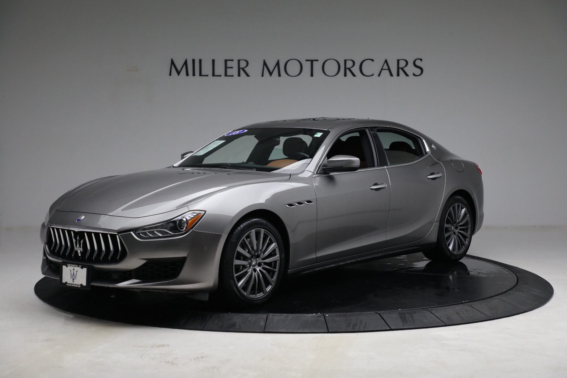 New 2018 Maserati Ghibli S Q4 For Sale In Greenwich, CT 1819_p2