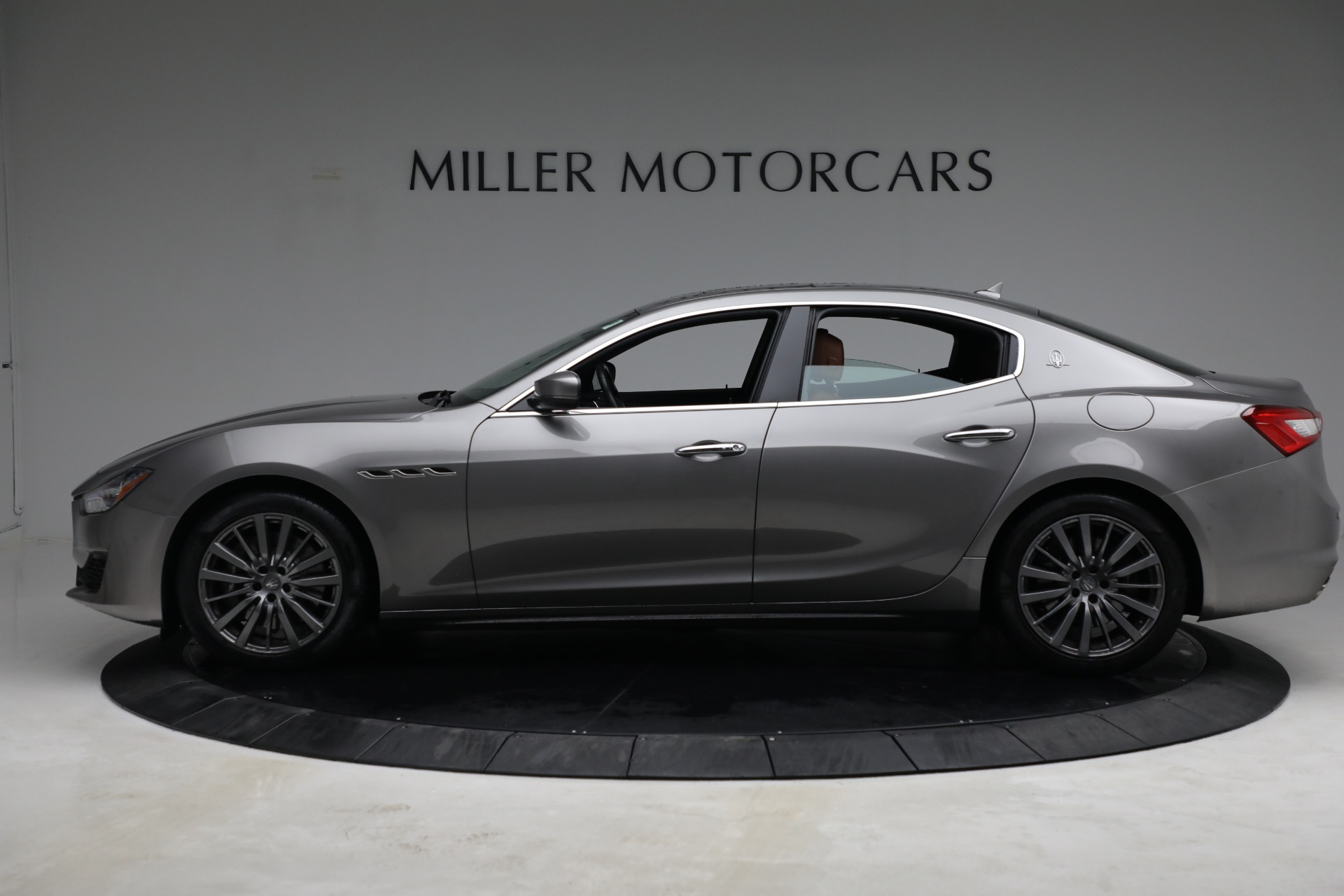 New 2018 Maserati Ghibli S Q4 For Sale In Greenwich, CT 1819_p3