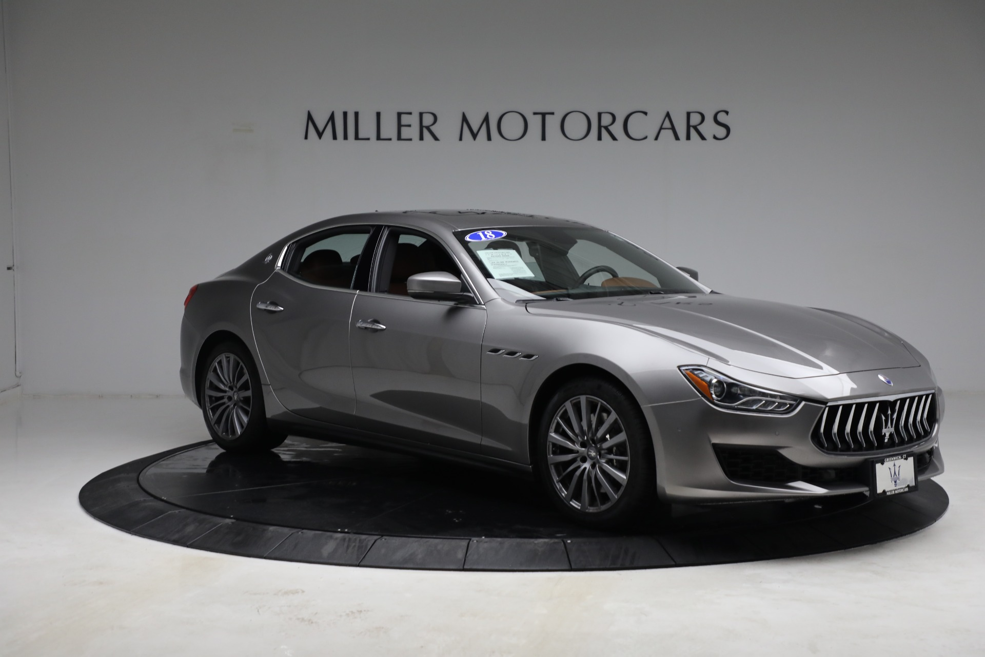 New 2018 Maserati Ghibli S Q4 For Sale In Greenwich, CT 1819_p7