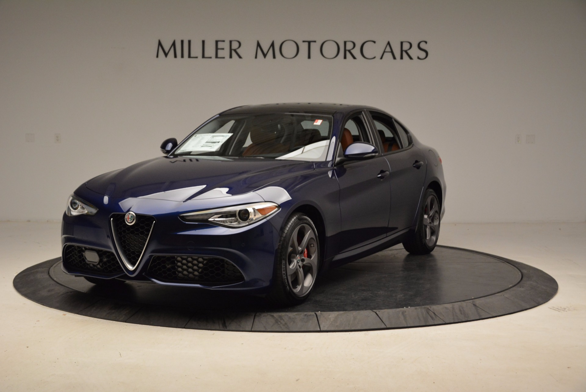 New 2018 Alfa Romeo Giulia Sport Q4 For Sale In Greenwich, CT