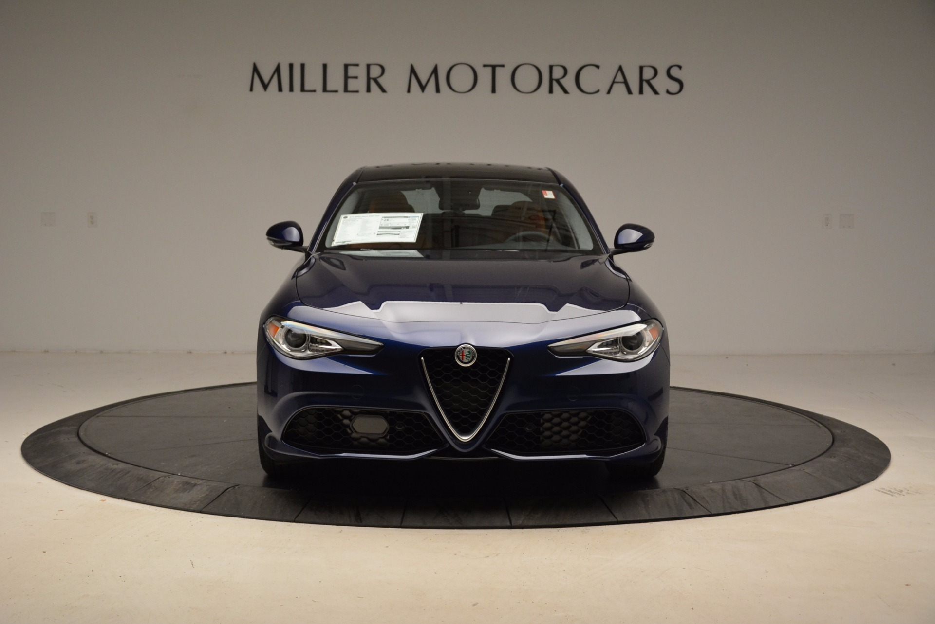 New 2018 Alfa Romeo Giulia Sport Q4 For Sale In Greenwich, CT 1822_p12
