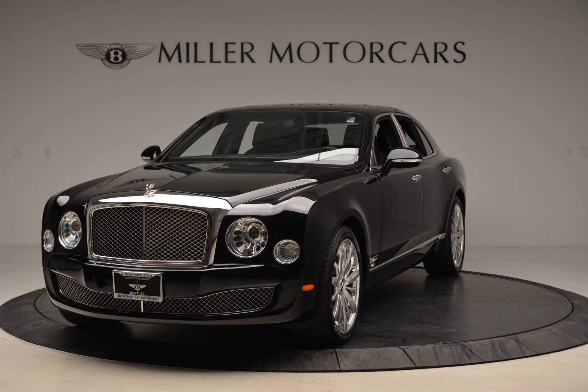 Used 2016 Bentley Mulsanne  For Sale In Greenwich, CT 1826_main