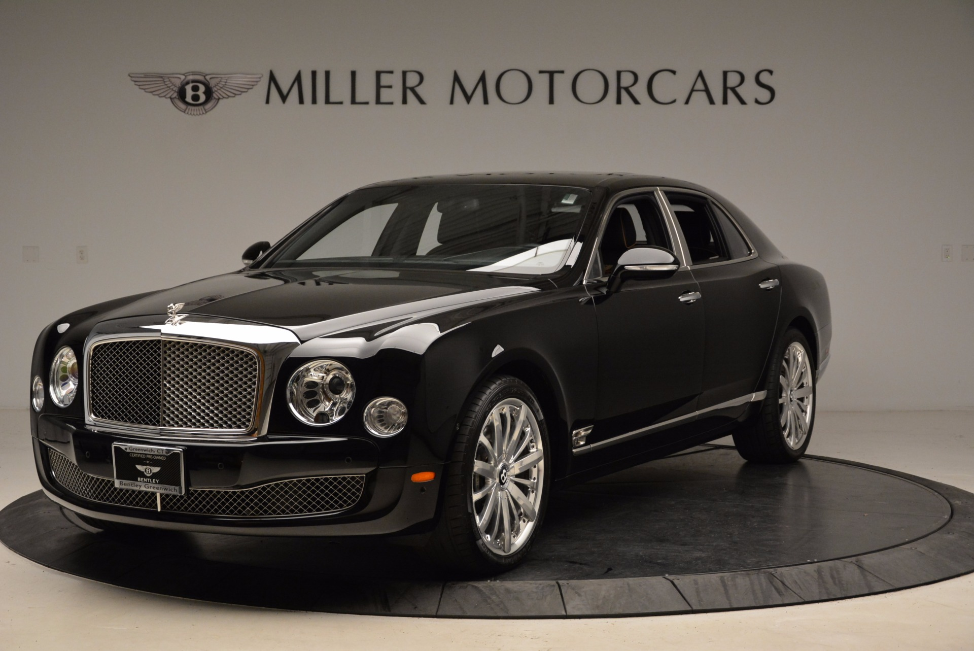 Used 2016 Bentley Mulsanne  For Sale In Greenwich, CT 1826_p2