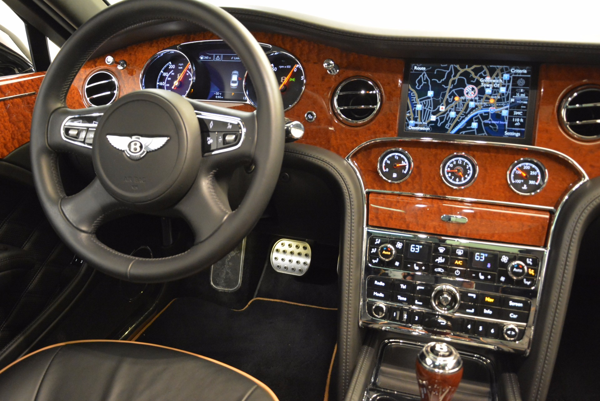 Used 2016 Bentley Mulsanne  For Sale In Greenwich, CT 1826_p46