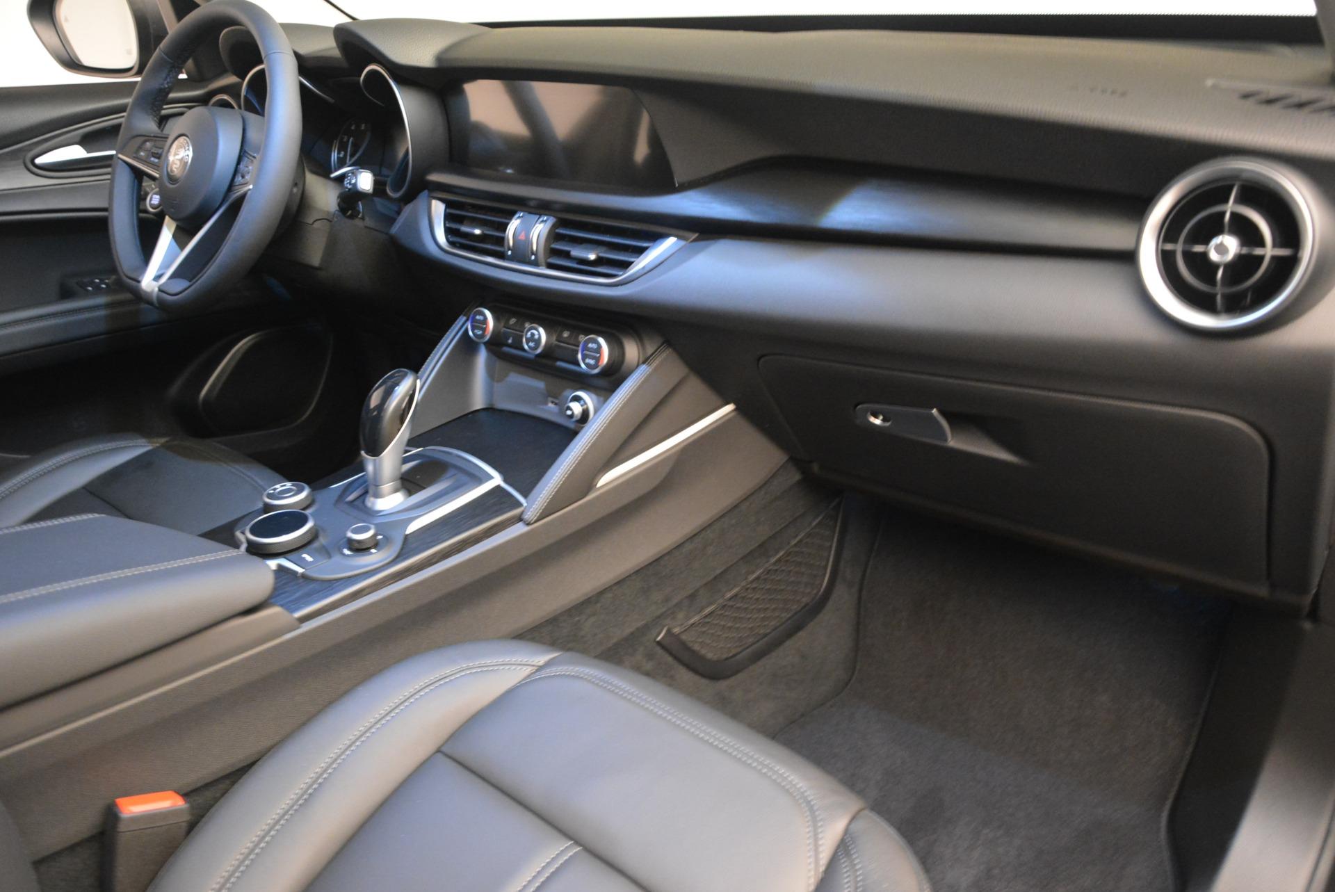 New 2018 Alfa Romeo Stelvio Ti Q4 For Sale In Greenwich, CT 1829_p19