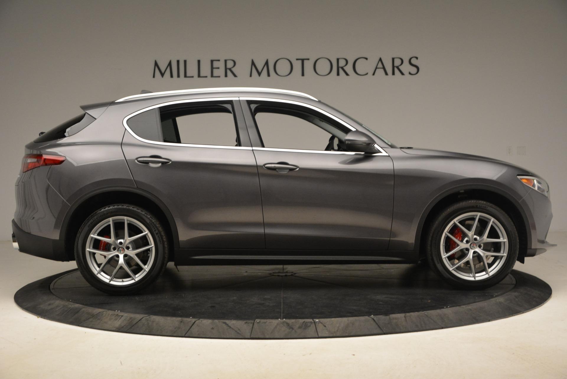New 2018 Alfa Romeo Stelvio Ti Q4 For Sale In Greenwich, CT 1829_p9