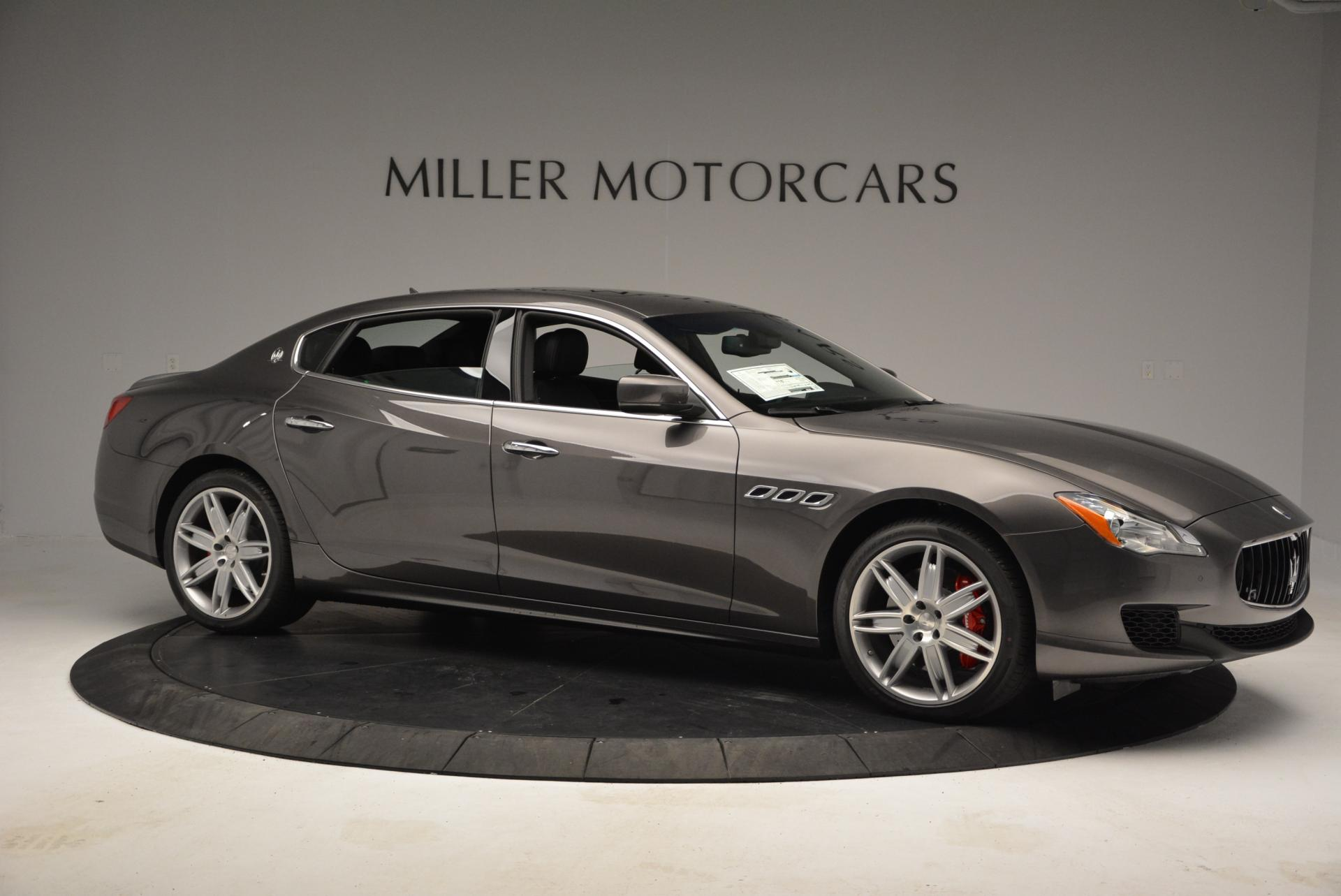 New 2016 Maserati Quattroporte S Q4 For Sale In Greenwich, CT 183_p11