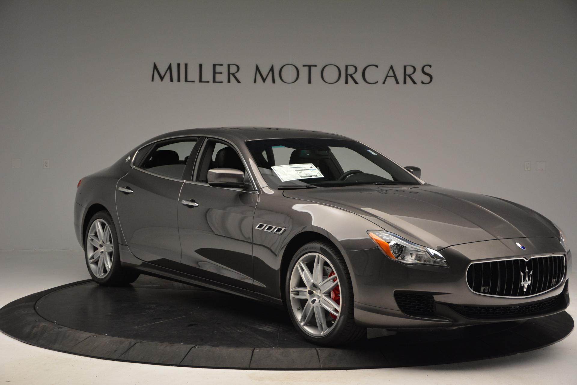 New 2016 Maserati Quattroporte S Q4 For Sale In Greenwich, CT 183_p12