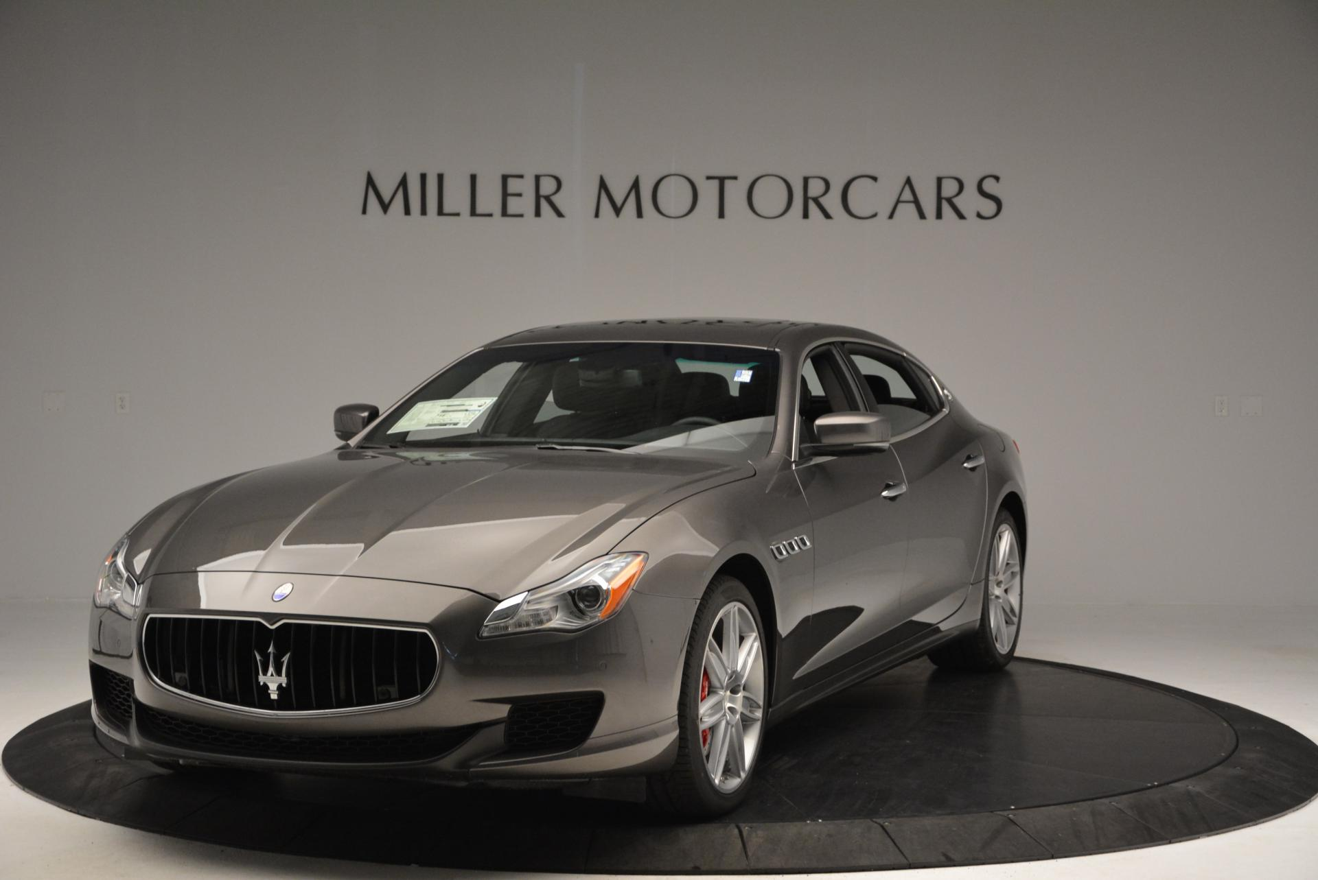 New 2016 Maserati Quattroporte S Q4 For Sale In Greenwich, CT 183_p2