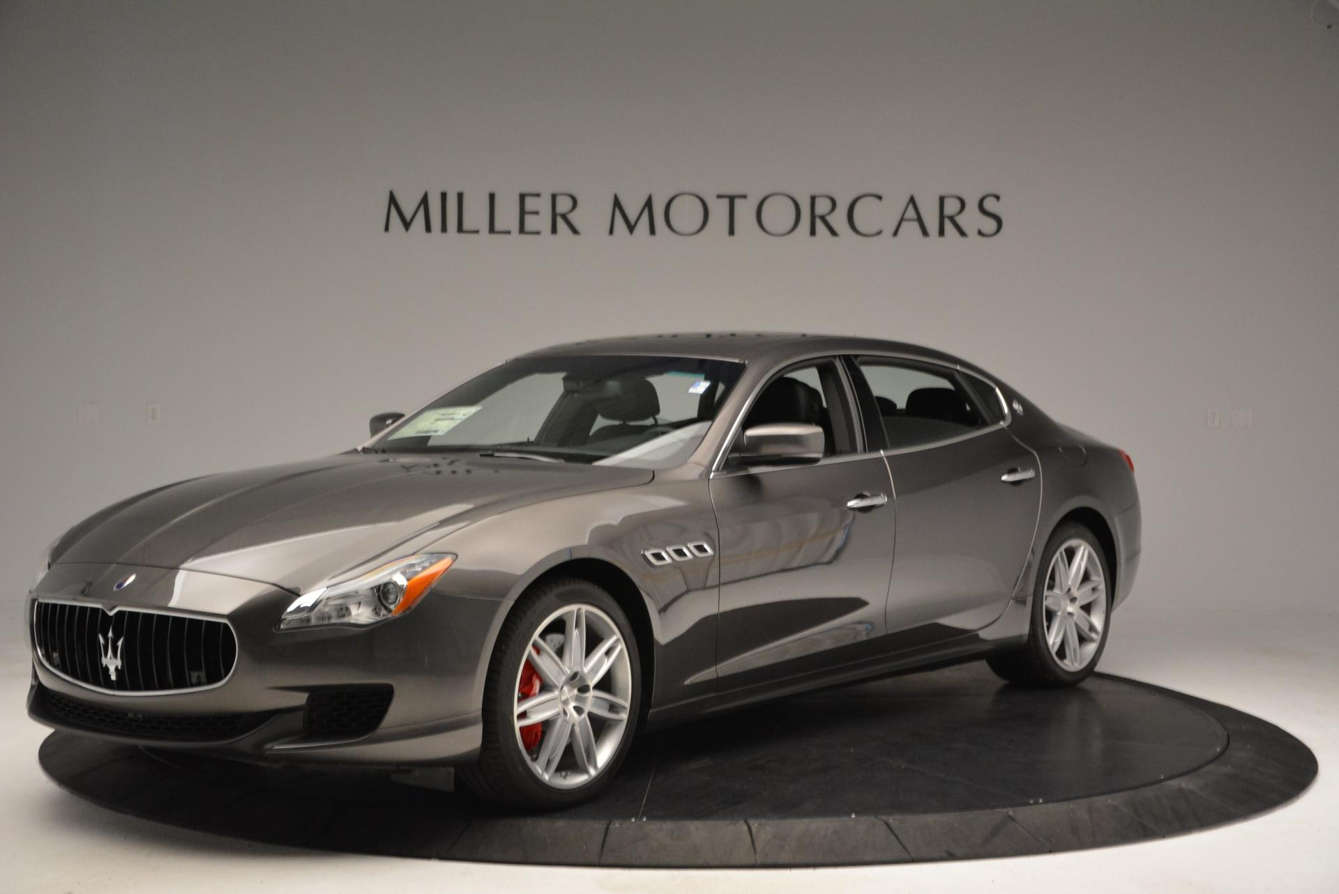 New 2016 Maserati Quattroporte S Q4 For Sale In Greenwich, CT 183_p3