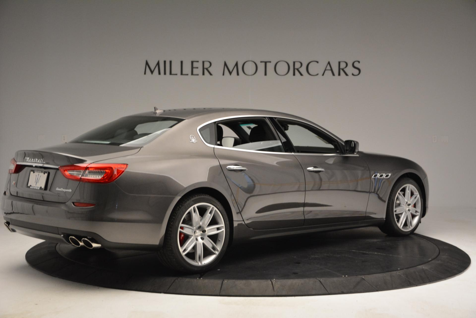 New 2016 Maserati Quattroporte S Q4 For Sale In Greenwich, CT 183_p9