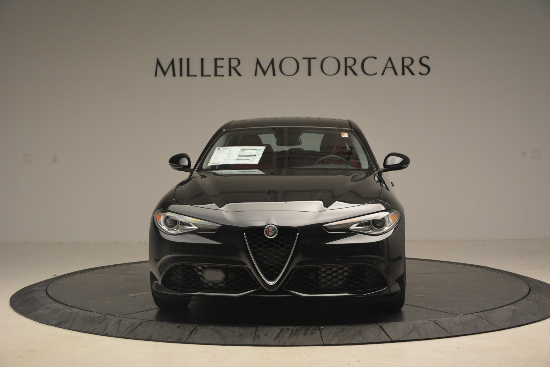 New 2018 Alfa Romeo Giulia Ti Sport Q4 For Sale In Greenwich, CT 1830_p12