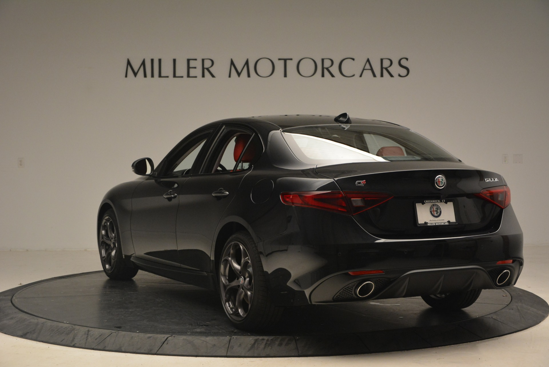New 2018 Alfa Romeo Giulia Ti Sport Q4 For Sale In Greenwich, CT 1830_p5