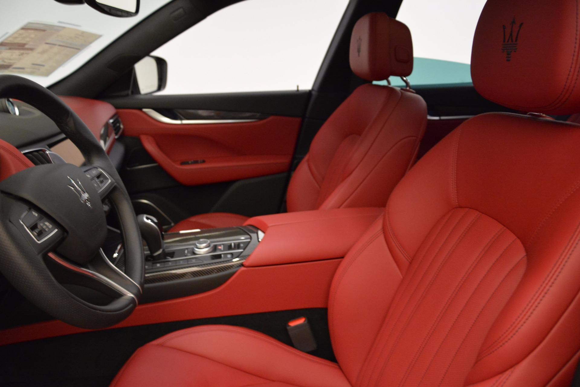 New 2017 Maserati Levante S Q4 For Sale In Greenwich, CT 1832_p15
