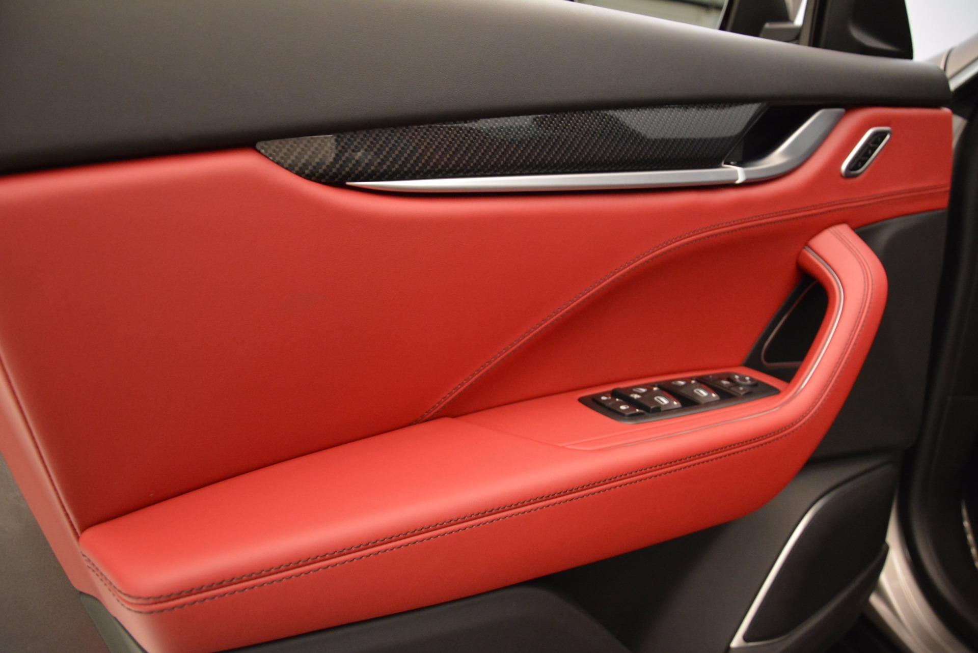 New 2017 Maserati Levante S Q4 For Sale In Greenwich, CT 1832_p17