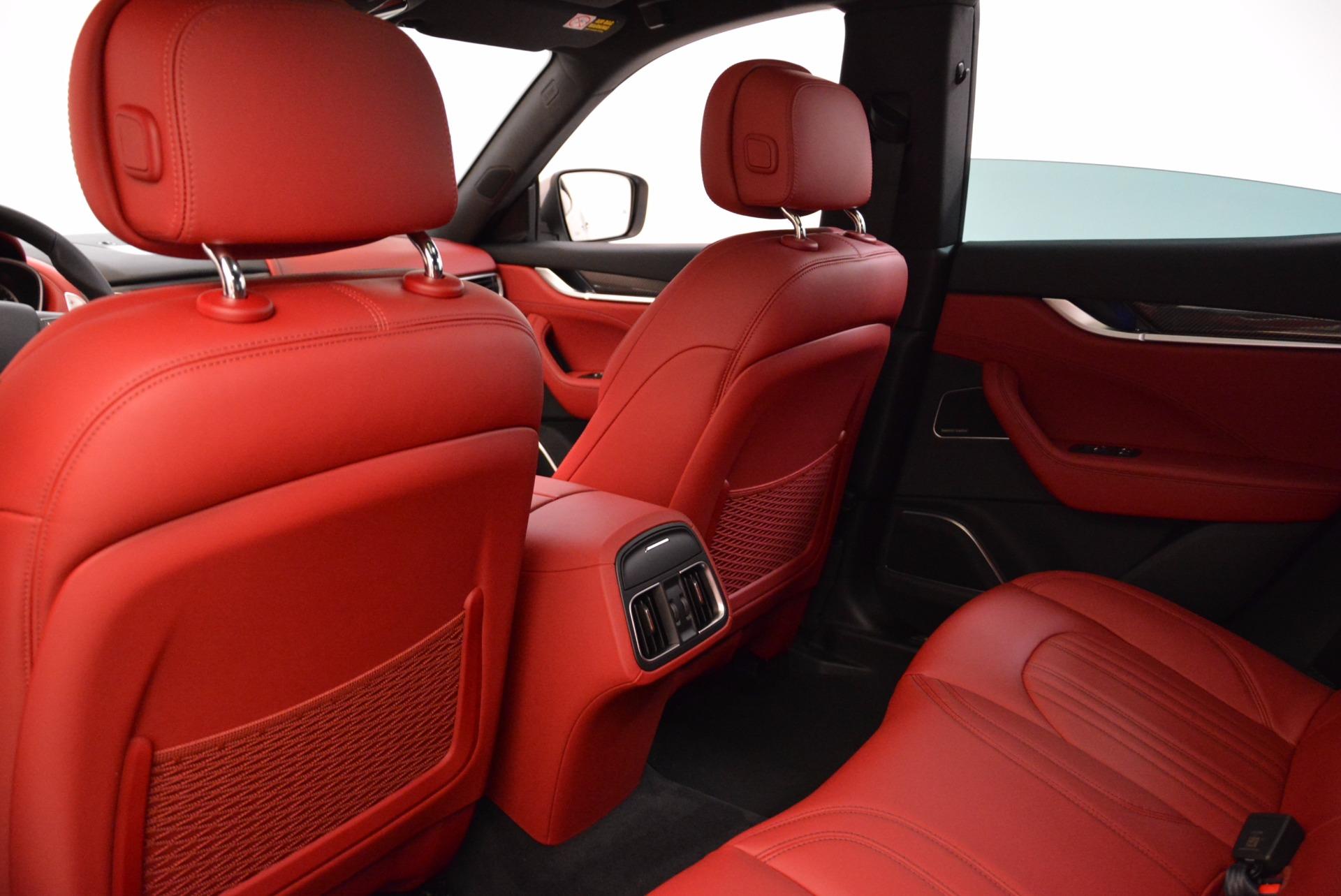 New 2017 Maserati Levante S Q4 For Sale In Greenwich, CT 1832_p19