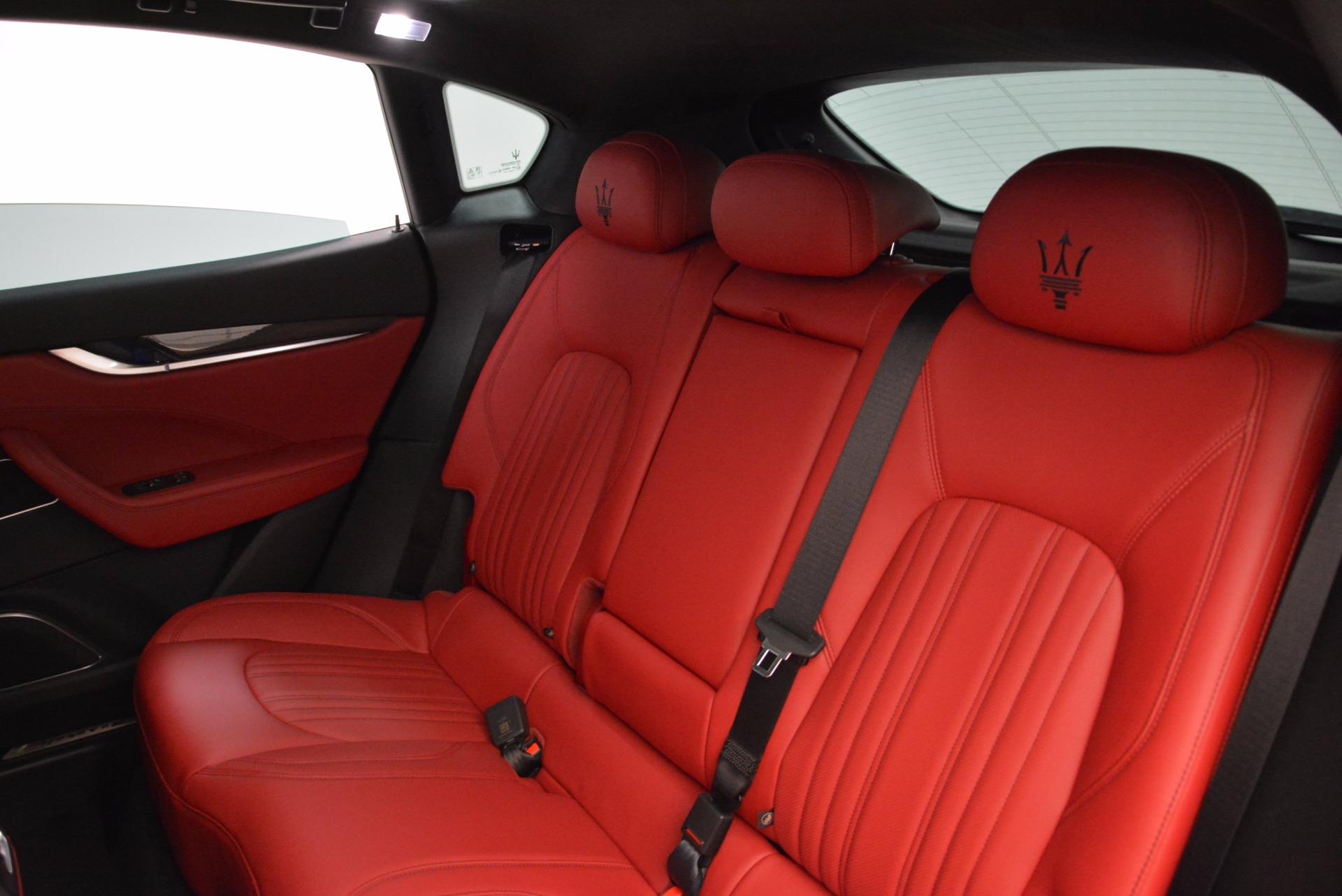 New 2017 Maserati Levante S Q4 For Sale In Greenwich, CT 1832_p20