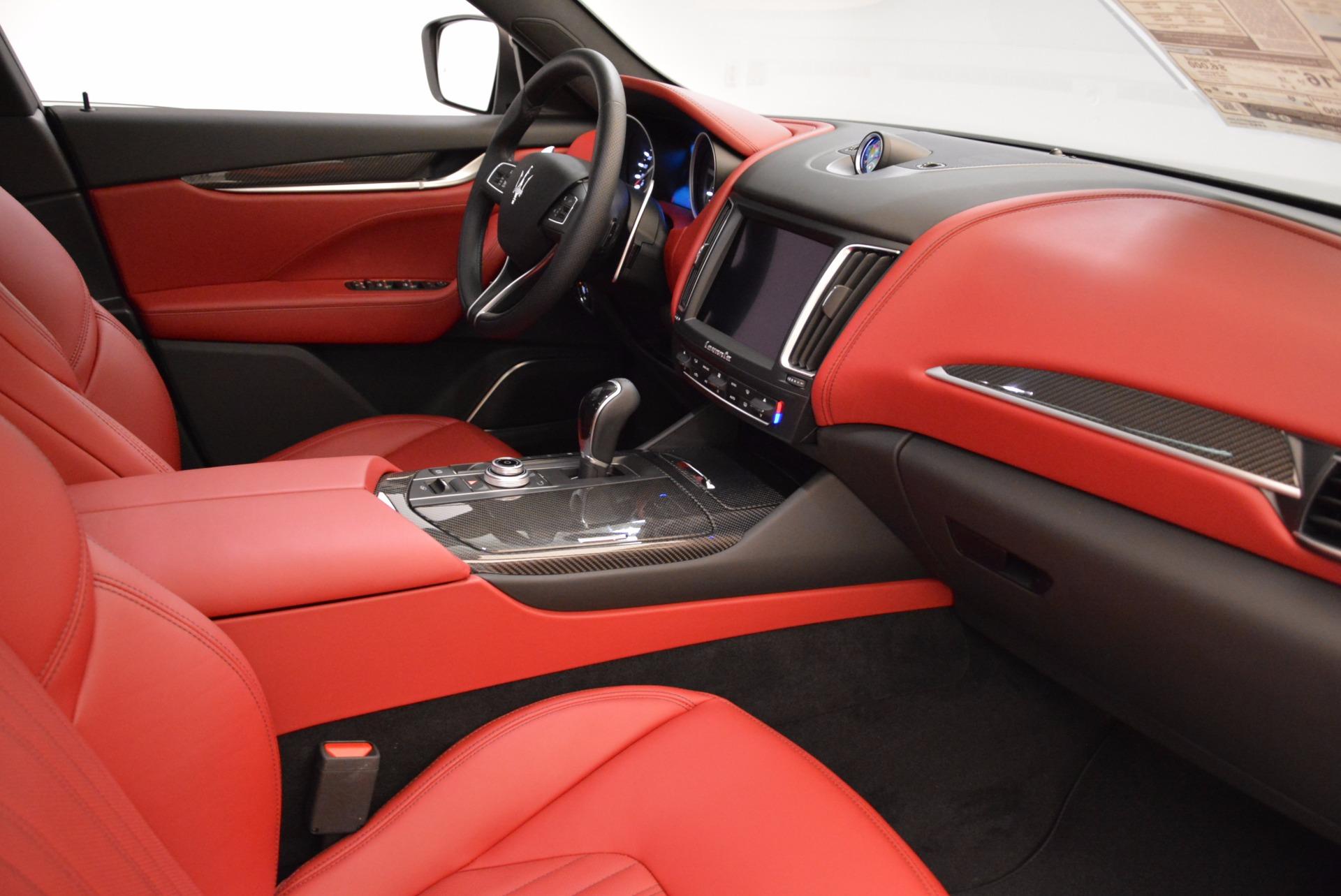 New 2017 Maserati Levante S Q4 For Sale In Greenwich, CT 1832_p21