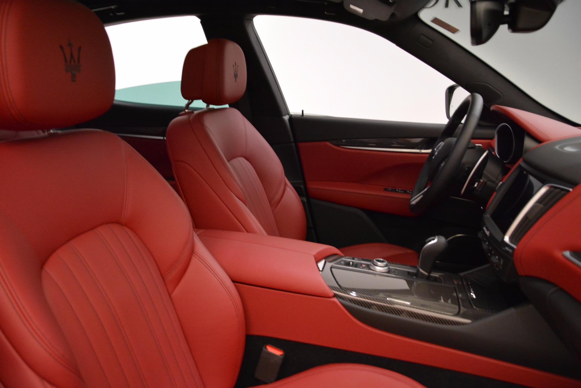 New 2017 Maserati Levante S Q4 For Sale In Greenwich, CT 1832_p22