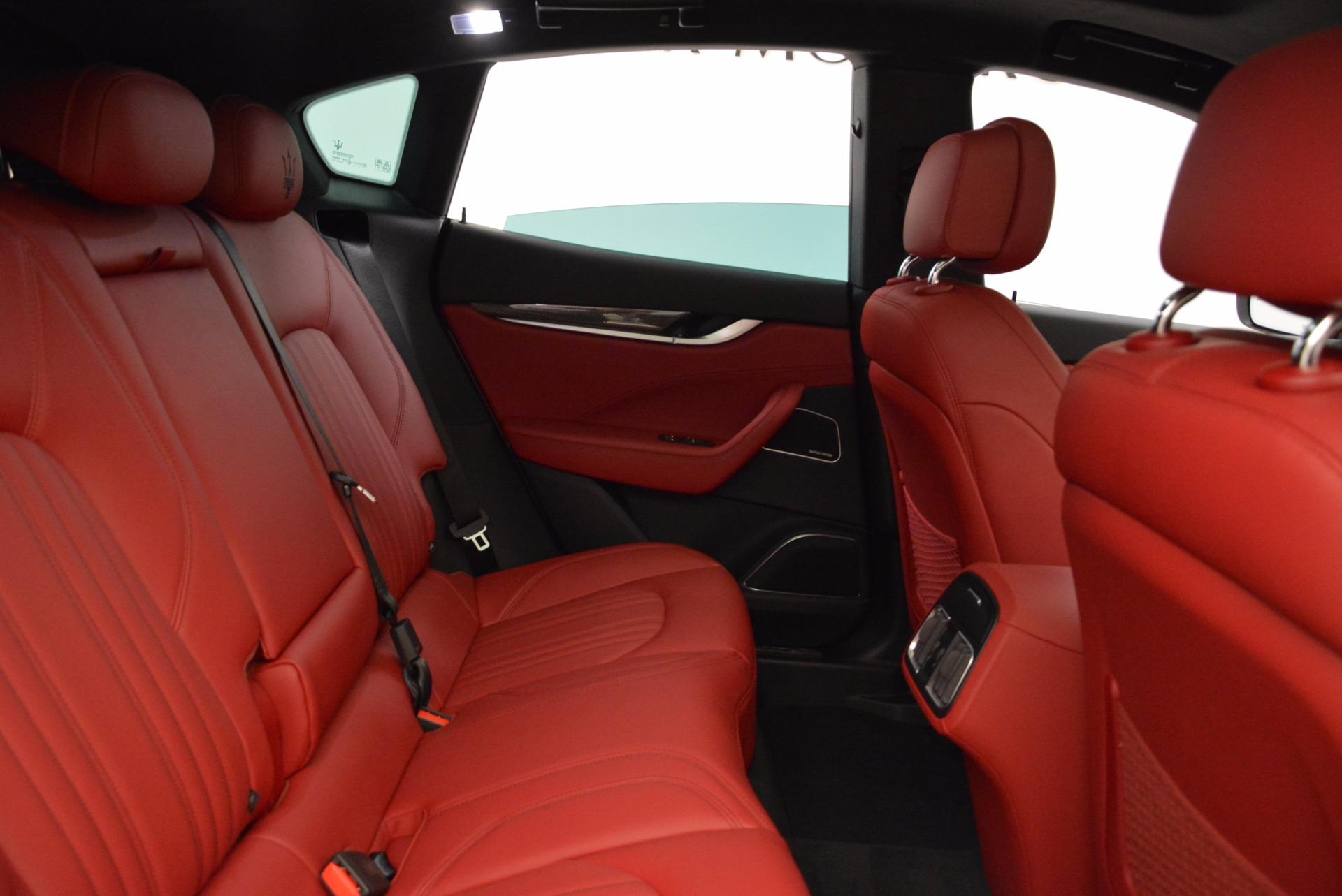 New 2017 Maserati Levante S Q4 For Sale In Greenwich, CT 1832_p24