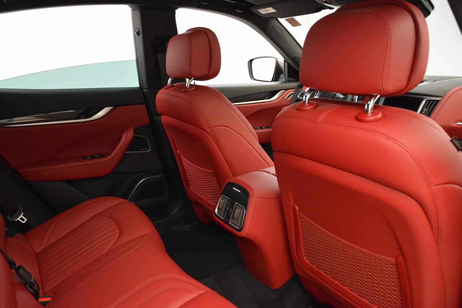 New 2017 Maserati Levante S Q4 For Sale In Greenwich, CT 1832_p25