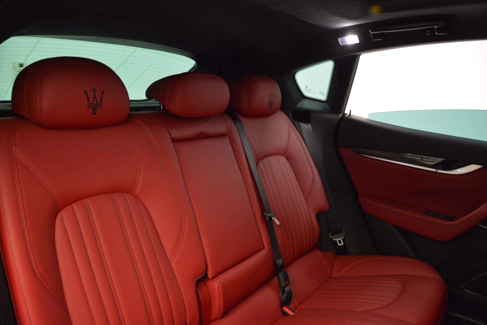 New 2017 Maserati Levante S Q4 For Sale In Greenwich, CT 1832_p26
