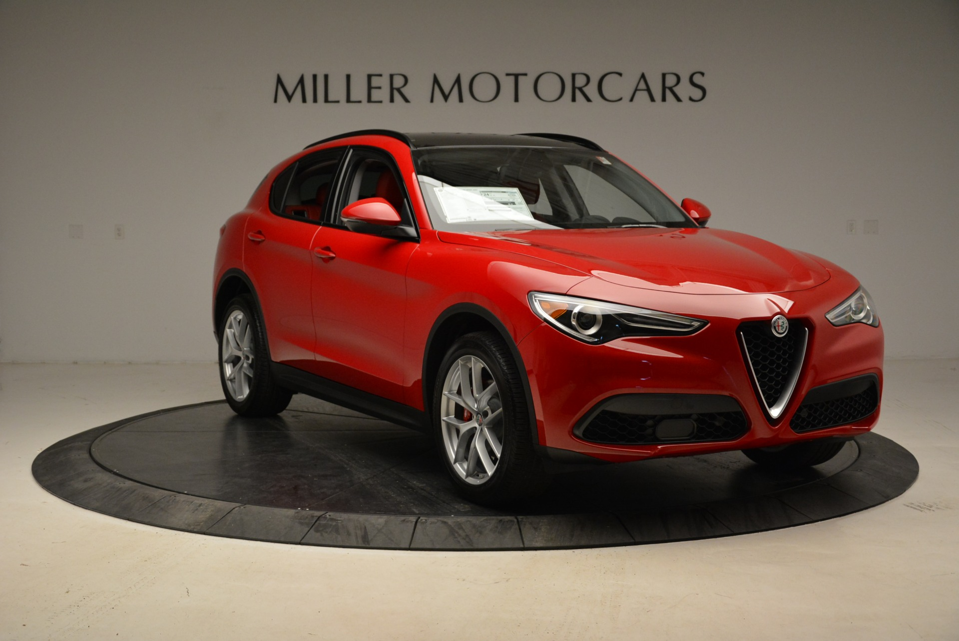 New 2018 Alfa Romeo Stelvio Sport Q4 For Sale In Greenwich, CT 1834_p11