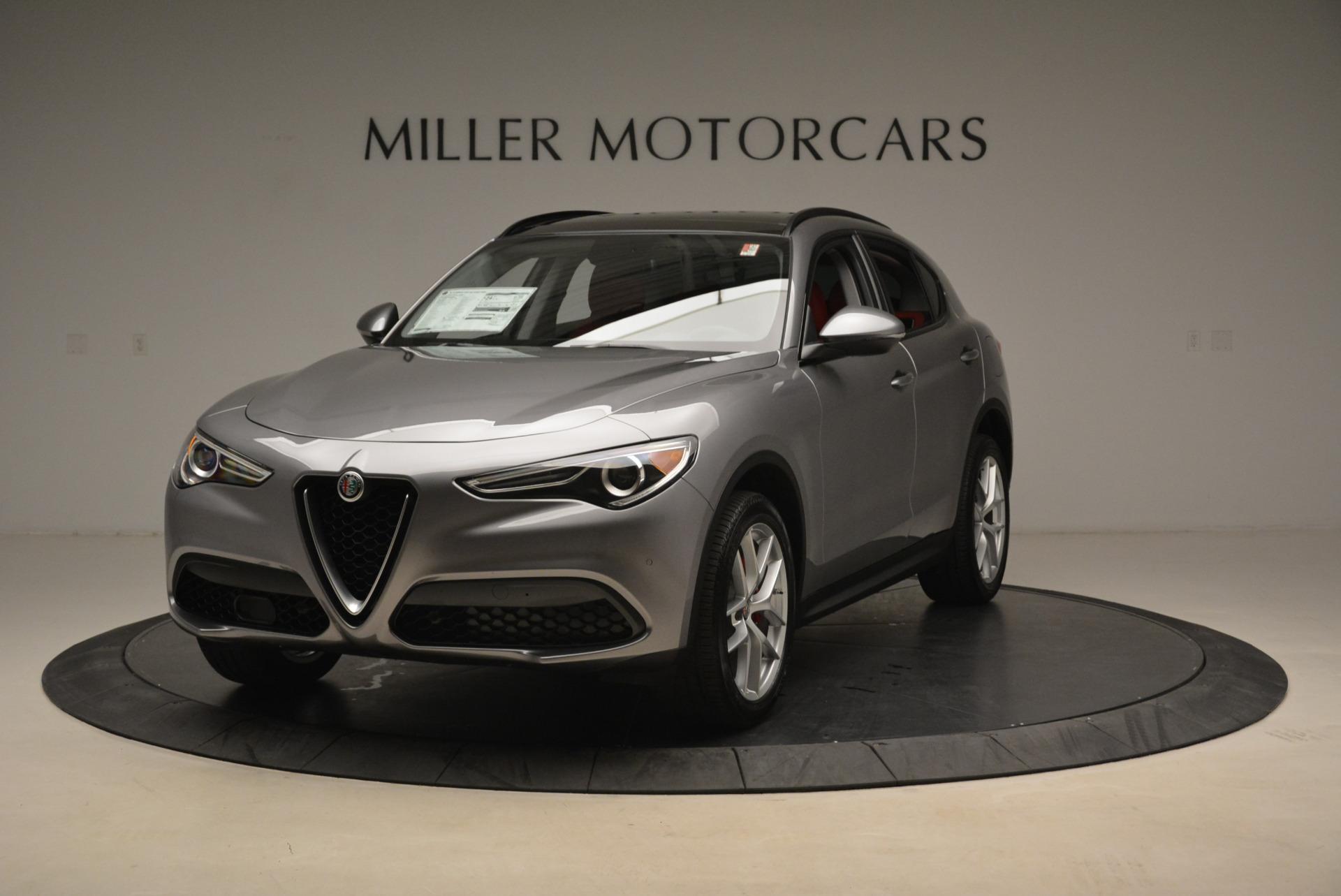 New 2018 Alfa Romeo Stelvio Sport Q4 For Sale In Greenwich, CT 1836_main