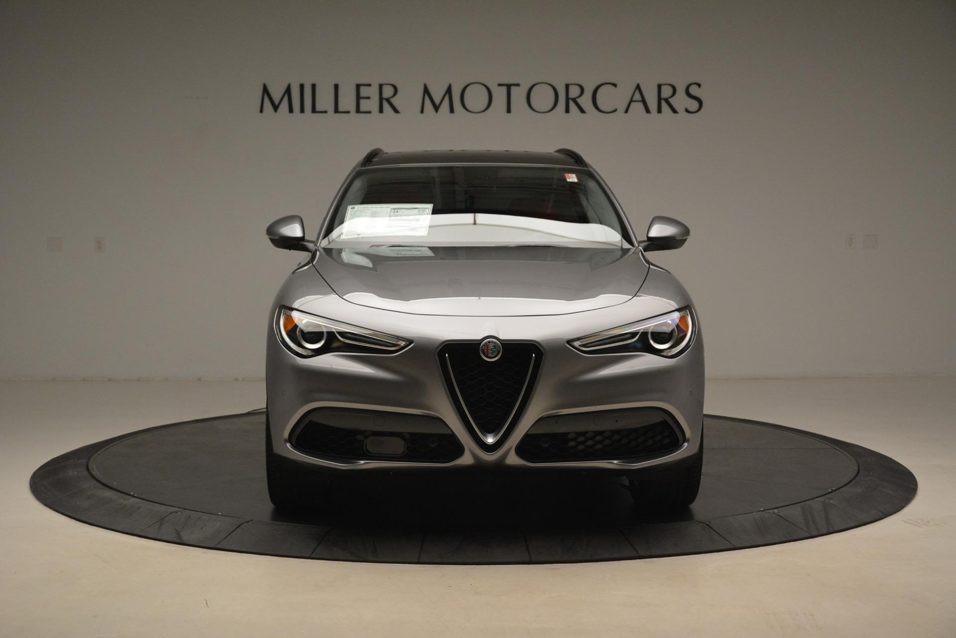 New 2018 Alfa Romeo Stelvio Sport Q4 For Sale In Greenwich, CT 1836_p12