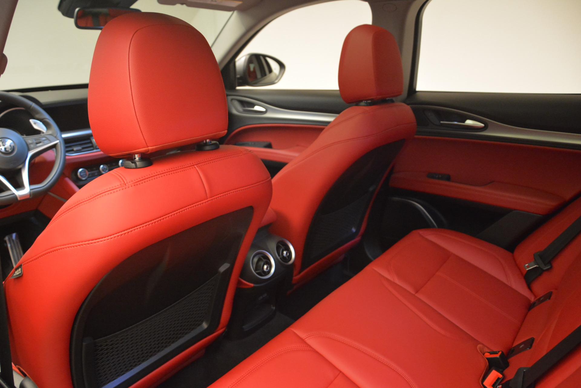 New 2018 Alfa Romeo Stelvio Sport Q4 For Sale In Greenwich, CT 1836_p16