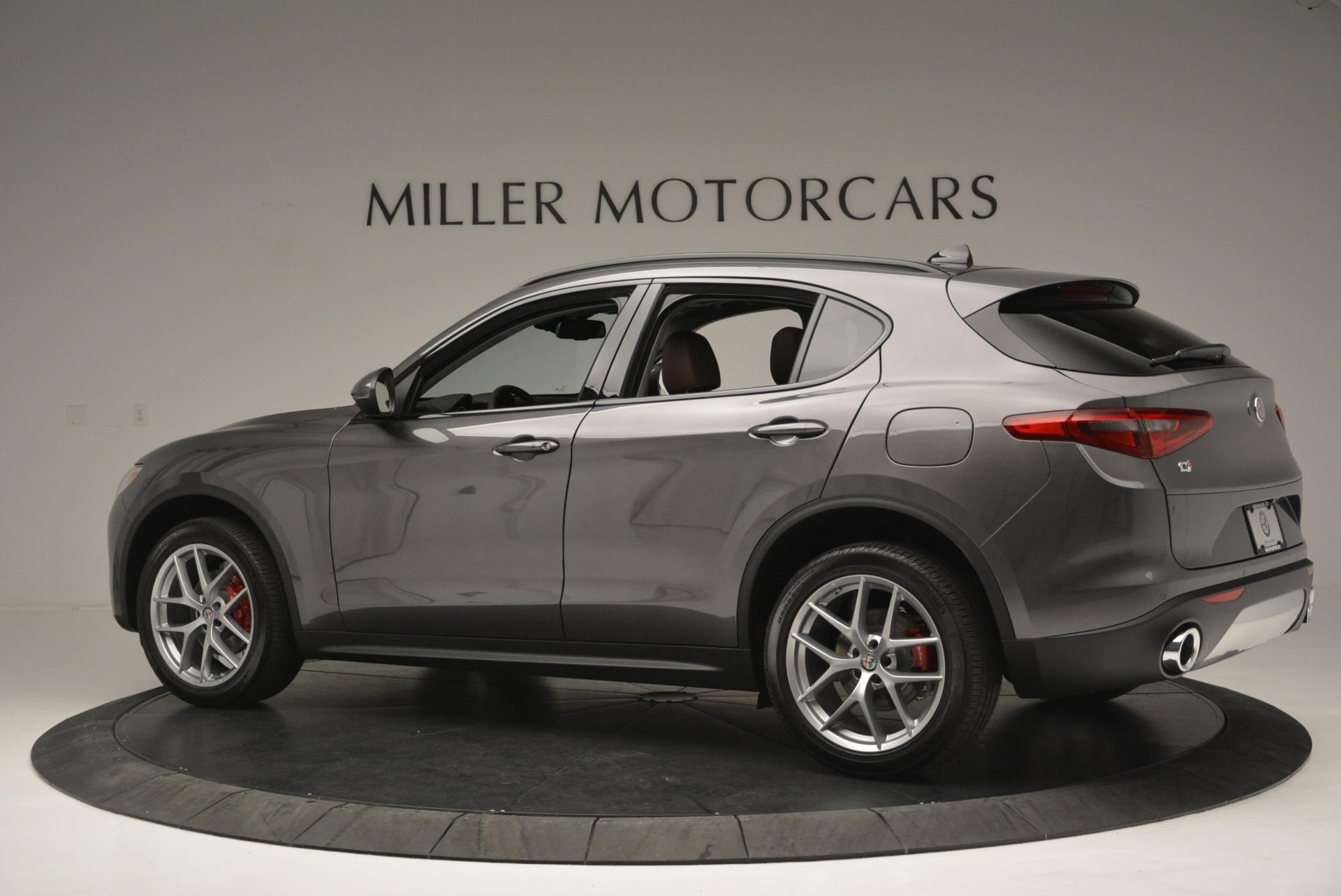 New 2018 Alfa Romeo Stelvio Sport Q4 For Sale In Greenwich, CT 1837_p4