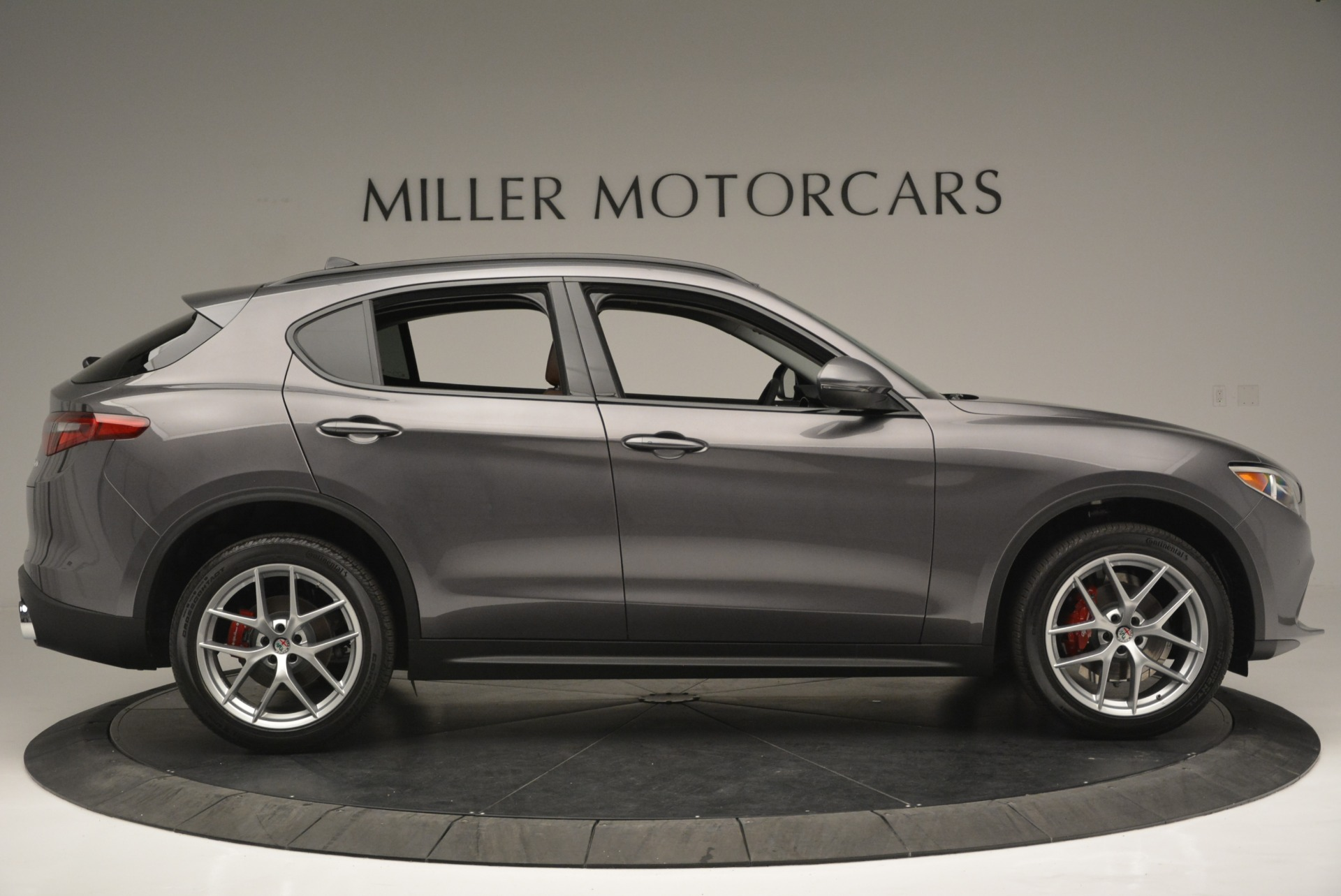 New 2018 Alfa Romeo Stelvio Sport Q4 For Sale In Greenwich, CT 1837_p9