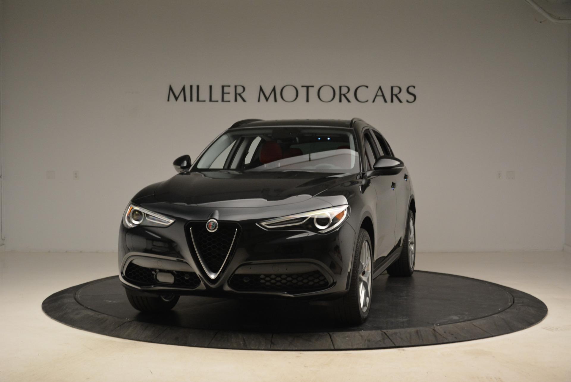 New 2018 Alfa Romeo Stelvio Sport Q4 For Sale In Greenwich, CT 1838_main
