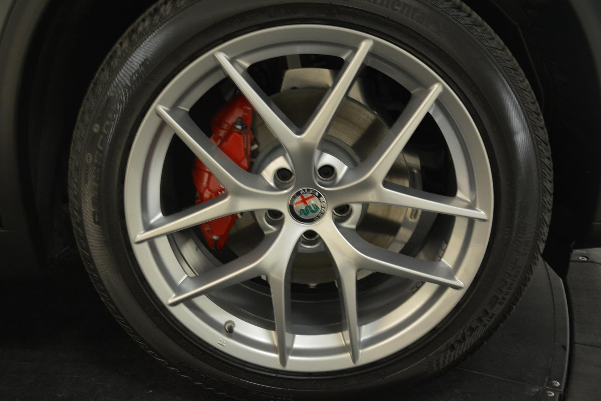 New 2018 Alfa Romeo Stelvio Sport Q4 For Sale In Greenwich, CT 1838_p25