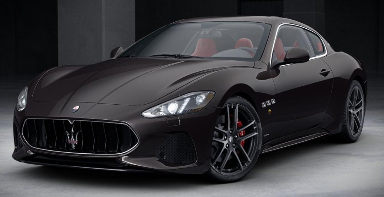 New 2018 Maserati GranTurismo Sport Coupe For Sale In Greenwich, CT 1840_main