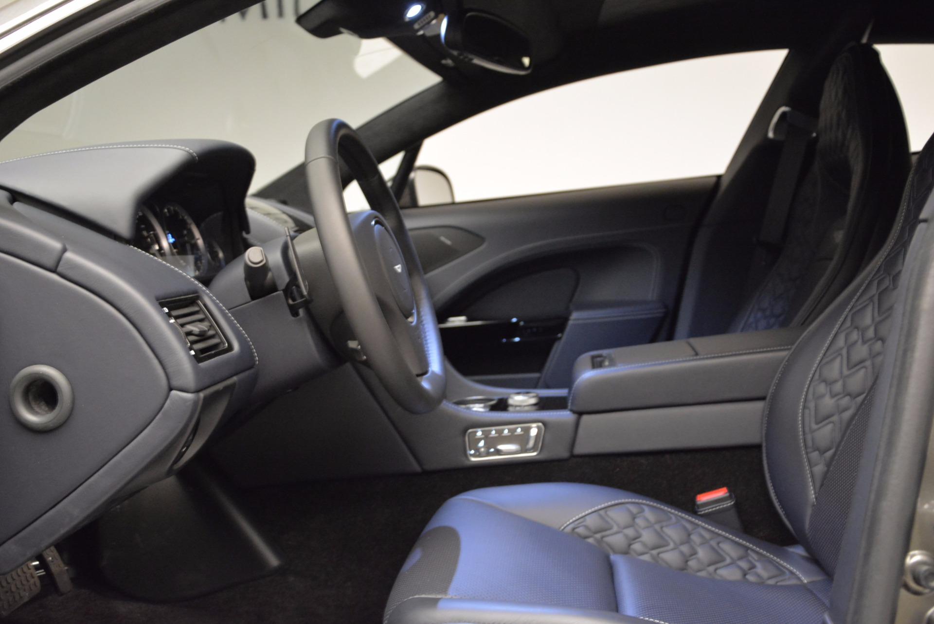 Used 2017 Aston Martin Rapide S Sedan For Sale In Greenwich, CT 1843_p13