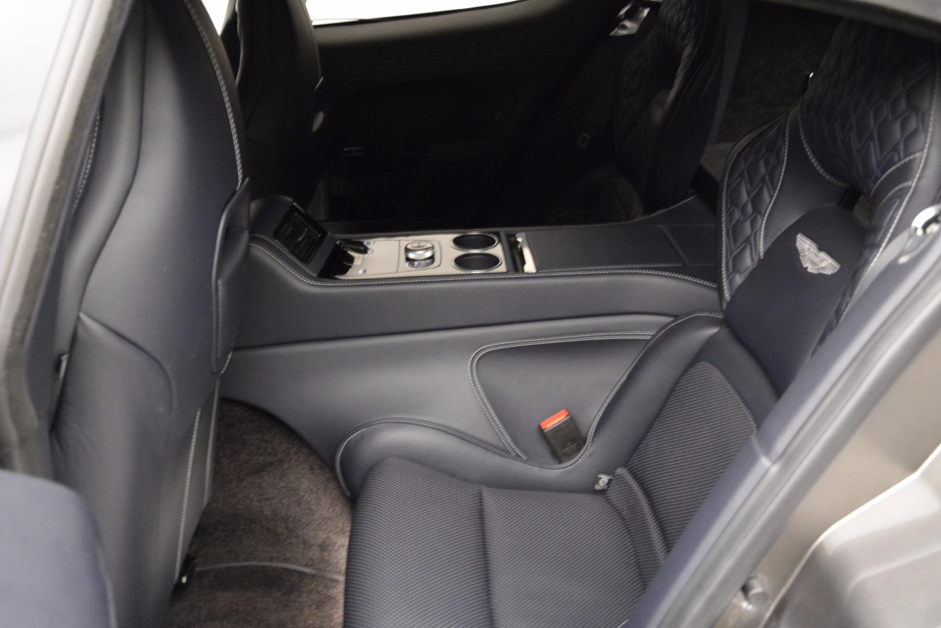 Used 2017 Aston Martin Rapide S Sedan For Sale In Greenwich, CT 1843_p17