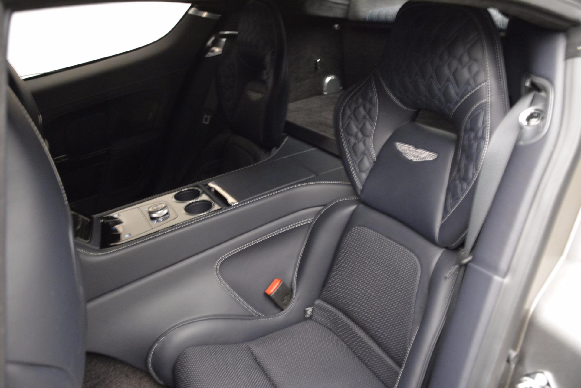 Used 2017 Aston Martin Rapide S Sedan For Sale In Greenwich, CT 1843_p19