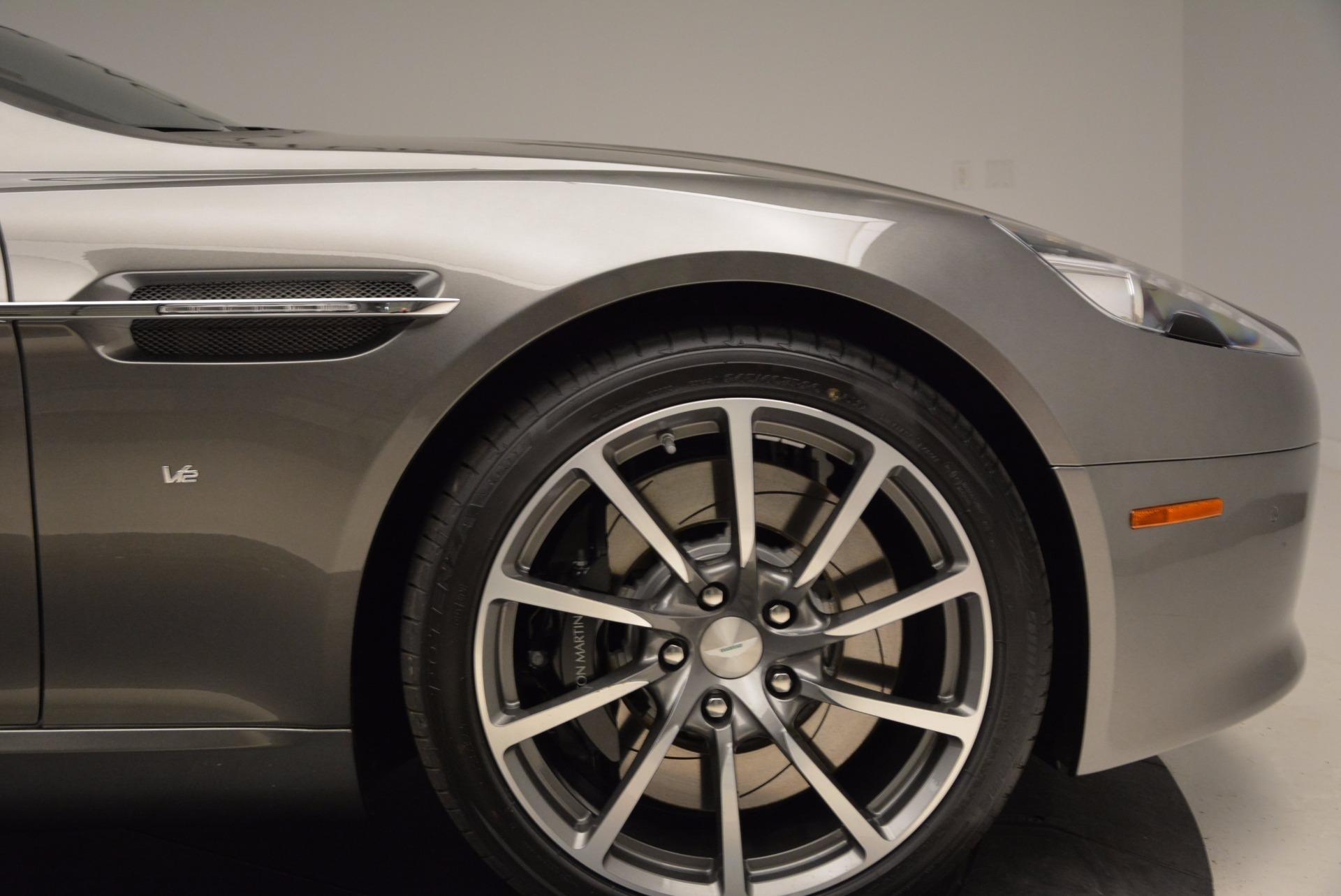 Used 2017 Aston Martin Rapide S Sedan For Sale In Greenwich, CT 1843_p22