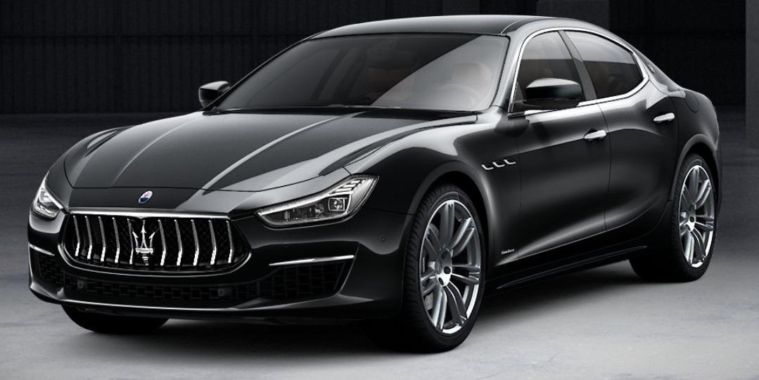 New 2018 Maserati Ghibli S Q4 GranLusso For Sale In Greenwich, CT 1844_main