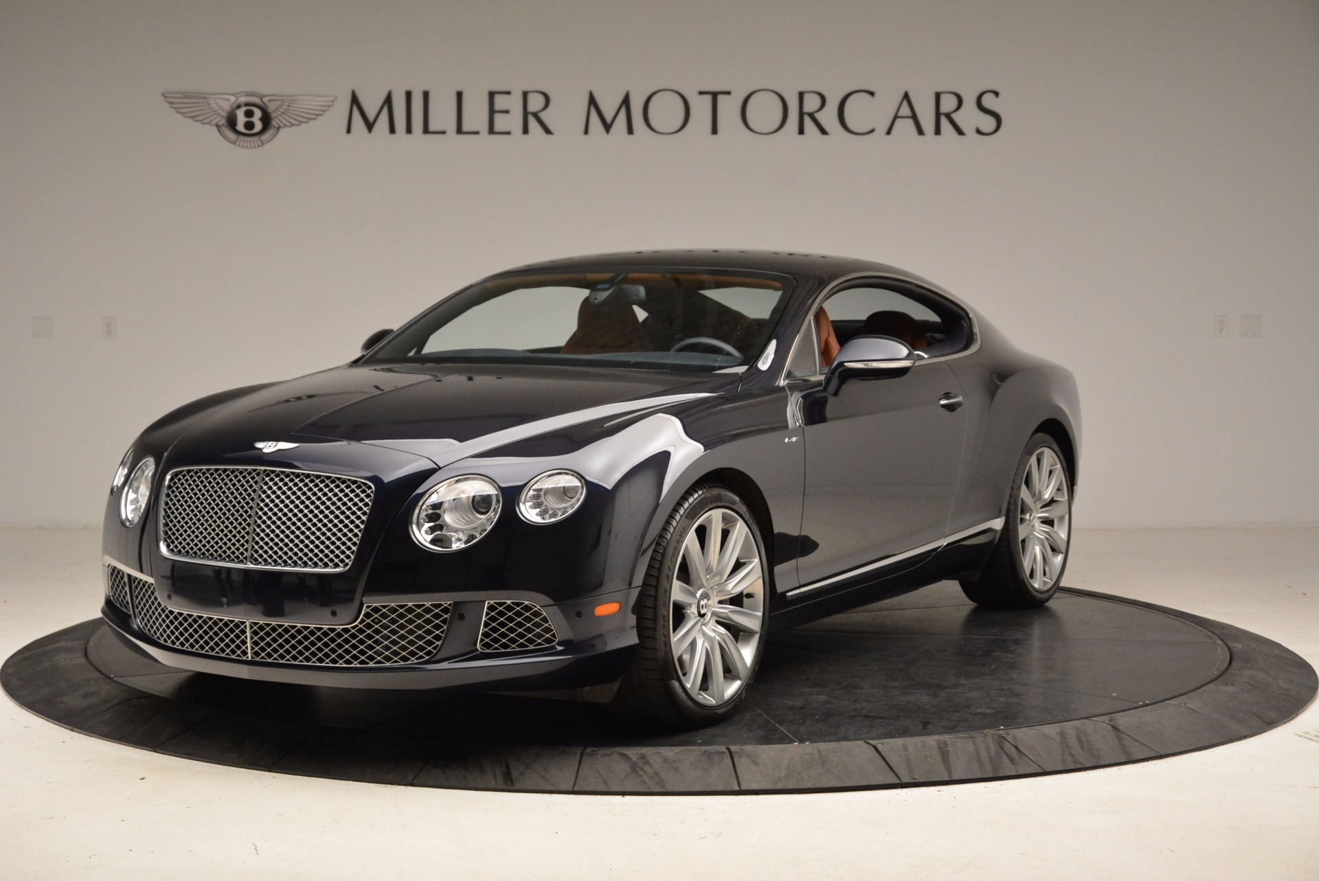 Used 2014 Bentley Continental GT W12 For Sale In Greenwich, CT 1845_main