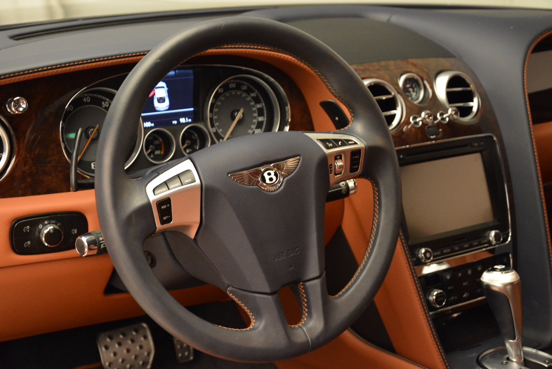 Used 2014 Bentley Continental GT W12 For Sale In Greenwich, CT 1845_p25