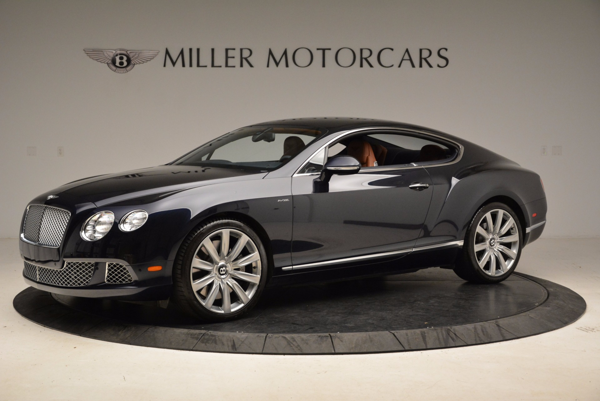 Used 2014 Bentley Continental GT W12 For Sale In Greenwich, CT 1845_p2