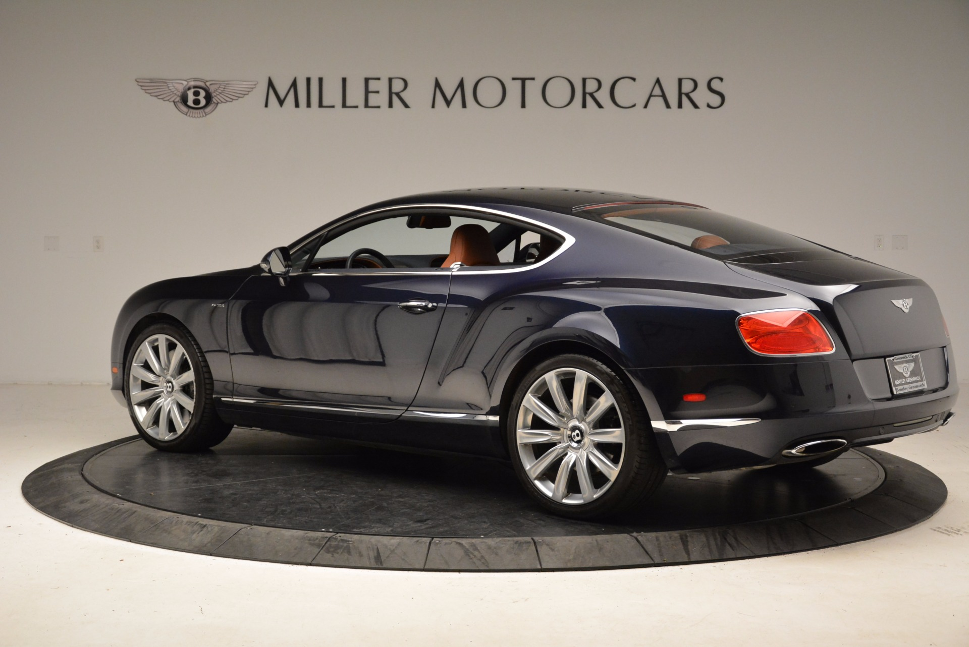 Used 2014 Bentley Continental GT W12 For Sale In Greenwich, CT 1845_p4