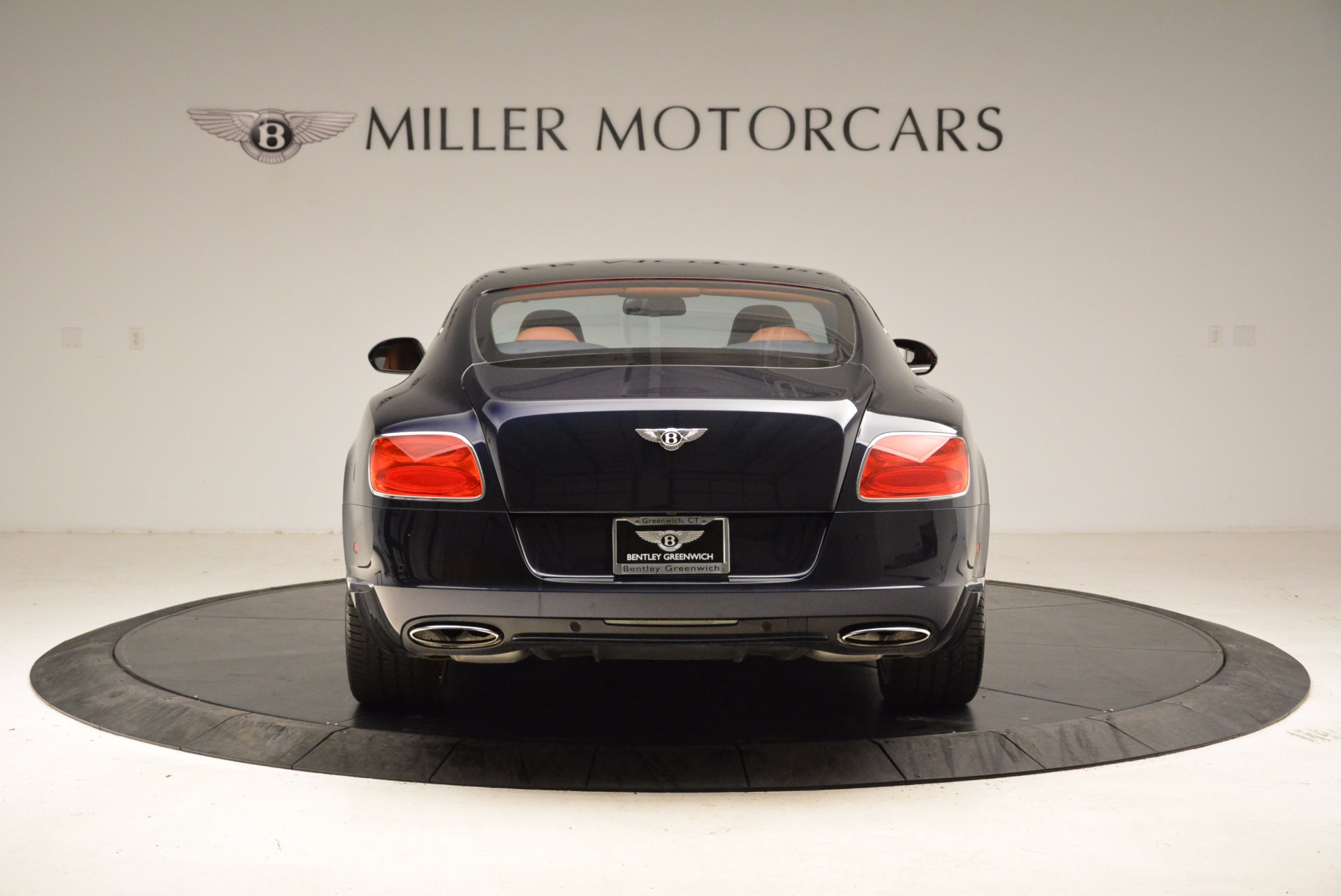 Used 2014 Bentley Continental GT W12 For Sale In Greenwich, CT 1845_p6