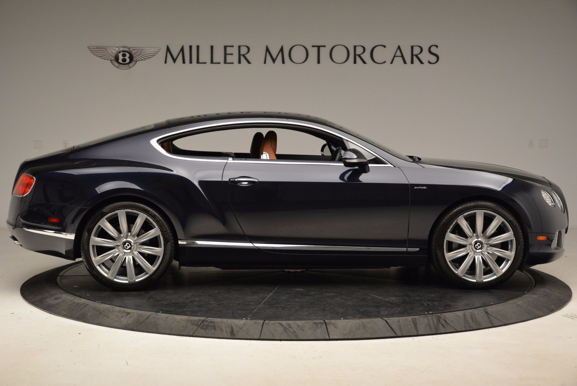 Used 2014 Bentley Continental GT W12 For Sale In Greenwich, CT 1845_p9