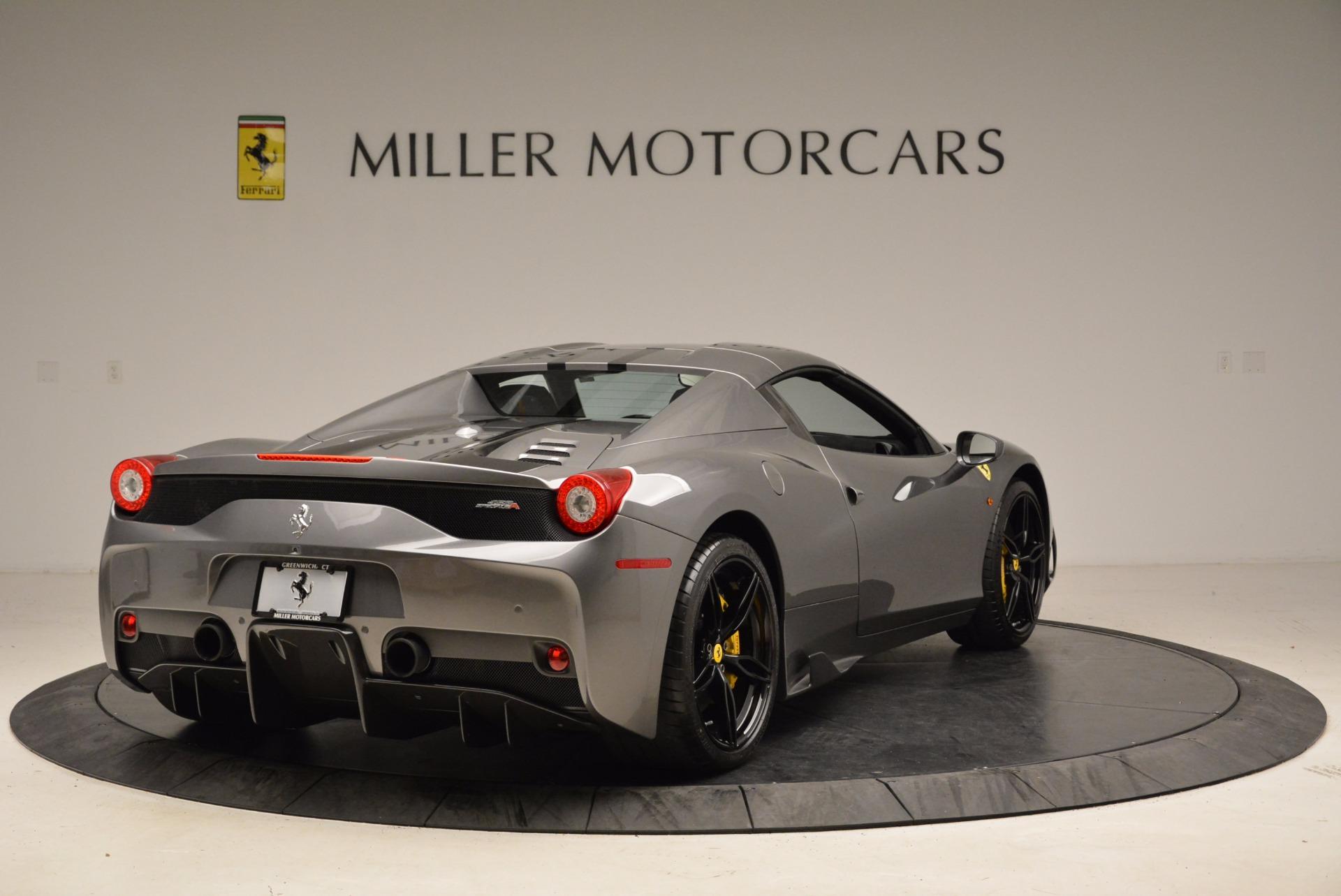 Used 2015 Ferrari 458 Speciale Aperta  For Sale In Greenwich, CT 1847_p19