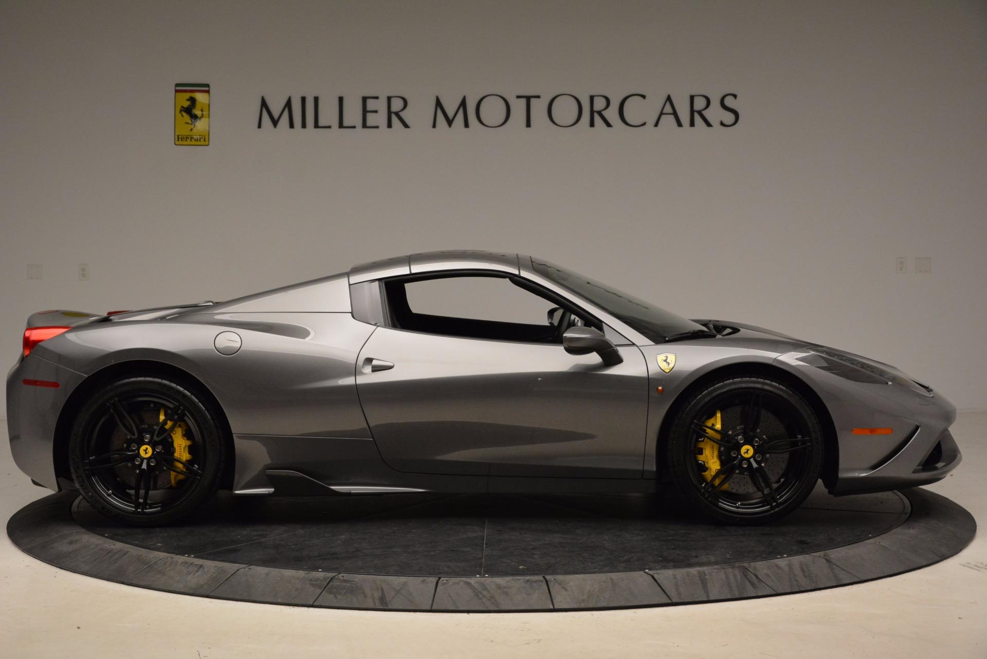 Used 2015 Ferrari 458 Speciale Aperta  For Sale In Greenwich, CT 1847_p21