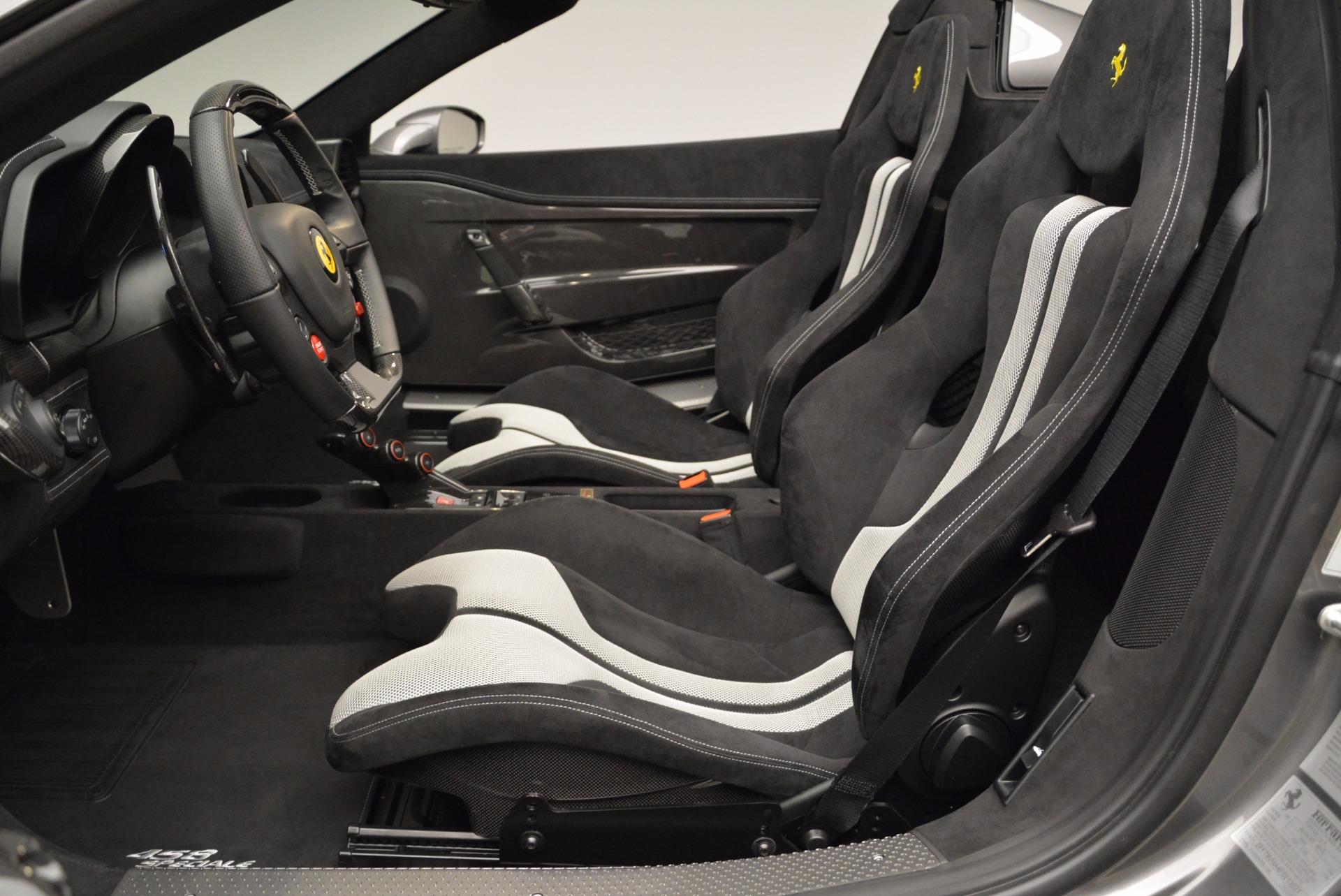 Used 2015 Ferrari 458 Speciale Aperta  For Sale In Greenwich, CT 1847_p28