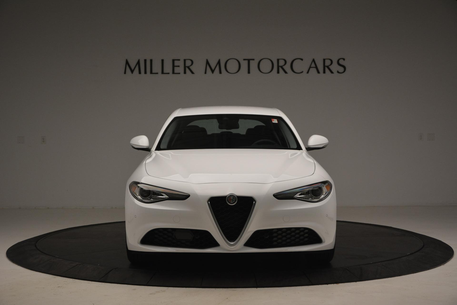 New 2018 Alfa Romeo Giulia Q4 For Sale In Greenwich, CT 1848_p12